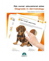 Diagnosis in dermatology. Pet owner educational atlas