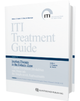 ITI VOL.10 : Implant Therapy in the Esthetic Zone Current Treatment Modalities and Materials for Single-tooth Replacements