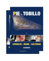 COUGHLIN. Pie y Tobillo 2 Vols