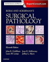 Rosai and Ackerman's Surgical Pathology, 2 Vols. (Online and Print)