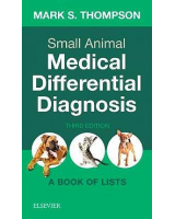 Small Animal Medical Differential Diagnosis. A Book of Lists