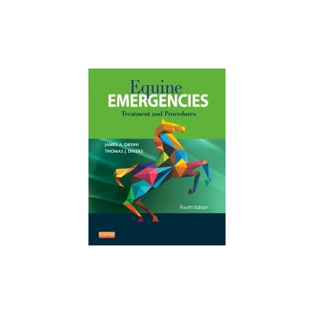Equine Emergencies, 4th Edition