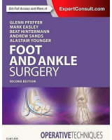 Operative Techniques. Foot and Ankle Surgery