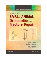 Brinker, Piermattei and Flo's Handbook of Small Animal Orthopedics and Fracture Repair, 5th Edition