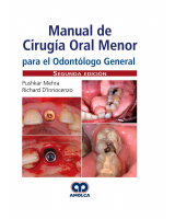 Manual de Cirugía Oral Menor para el Odontólogo General