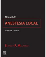 Manual de anestesia local: 7 e