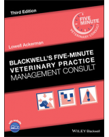 Blackwell's Five-Minute Veterinary Practice Management Consult, 3rd Edition