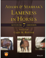 Adams and Stashak's Lameness in Horses, 7th Edition