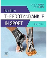 Baxter's The Foot and Ankle in Sport (Print + Online)