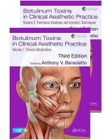 Botulinum Toxins in Clinical Aesthetic Practice, 2 Vols. (Print and Online)