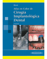 Atlas en Color de Cirugía Implantológica Dental.